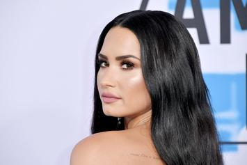 Demi Lovato Shares Inspirational Post-Breakup Tattoo