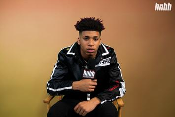 "NLE Choppa Switches On NBA YoungBoy: ""I Don't Talk To Him"""