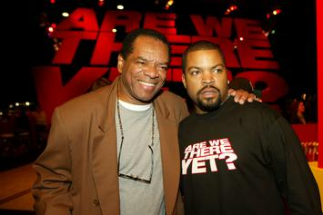 """Ice Cube Addresses Idea Of Using CGI Version Of John Witherspoon In """"Friday"""" Film"""