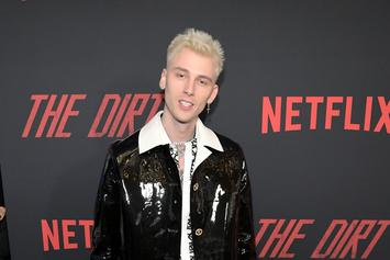 Machine Gun Kelly Got Very High & Thought He Won $1 Million Playing The Lottery