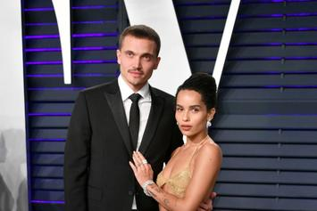Zoe Kravitz Shares Photos Of Her Wedding Attended By Alicia Keys, Denzel Washington