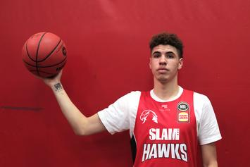 LaMelo Ball Pledges One Month's NBL Salary To Those Devastated By Australia's Fires
