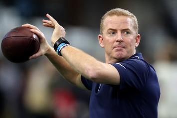 Jason Garrett Will Reportedly Be Fired By The Cowboys, Fans React