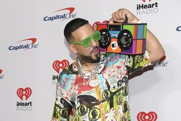 "French Montana Accused Of Faking Streams For ""Writing On The Wall"""