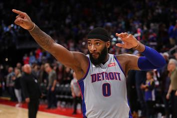 Andre Drummond Trade Rumors: Pistons In Talks With Hawks, Several Others
