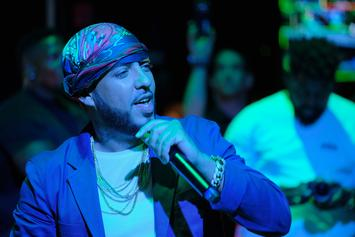 French Montana Teases Groupie Receipts On 50 Cent, Says He Got Under Fif's Skin