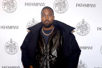 """Kanye West's """"Yeezus"""" Was Almost Called """"Thank God For Drugs"""""""