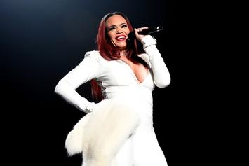 Faith Evans Is Upset About Lifetime's Doc On Her & Biggie's Relationship