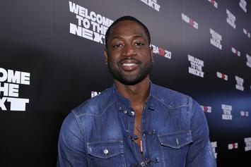 Dwyane Wade Set To Produce Docuseries For Walmart's Vudu: Details