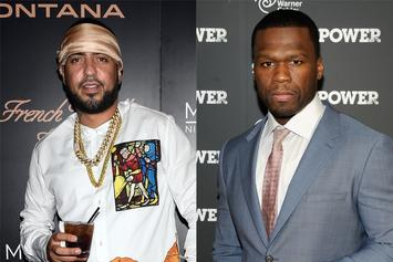 "French Montana Exposes 50 Cent Snitch Paperwork: ""This Beef Is Over"""