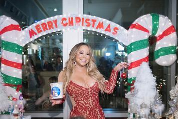 """Mariah Carey Had A Funny Reaction To """"AIWFCIY"""" Completely Falling Off The Hot 100"""