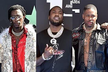 "Meek Mill Roasted By Young Thug & YG: ""WTF Fingers Are Those?"""