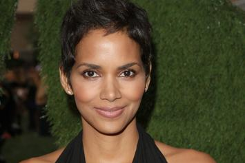 Halle Berry Teases Us With Peek At Her Nearly-Nude Butt
