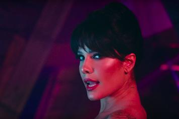 "Halsey Straddles Horse Naked In ""You Should Be Sad"" Visuals"