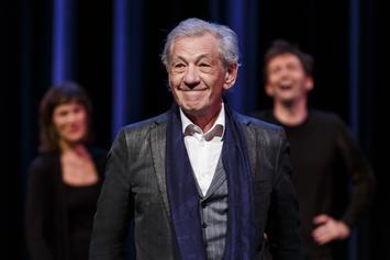 """Ian McKellen Releases Journal Written While Filming """"Lord Of The Rings"""""""