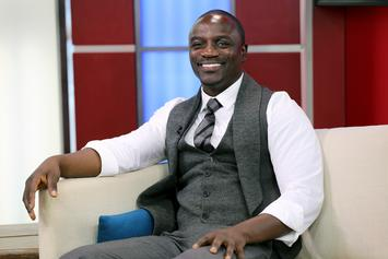 """Akon Has Finalized The Agreement For """"Akon City"""""""