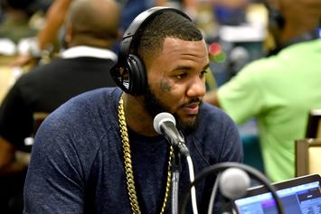 "The Game Interrupts ""You"" Binge To Blast ""Bum-Ass"" Jordan 1 Mids"