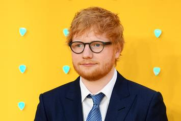 Ed Sheeran Lookalike Strikes Again: Doppelganger Hands Out Vegan Nuggets