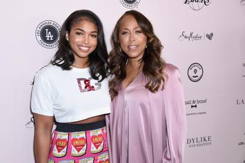 Lori Harvey's Mom May Have Just Co-Signed Lori & Future's Relationship