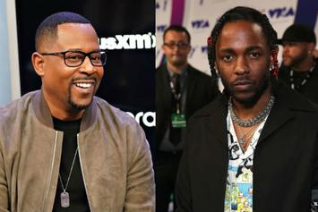 "Martin Lawrence Reacts To Kendrick Lamar Walking Out Of Interview Over ""Martin"""