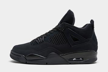 "Air Jordan 4 ""Black Cat"" Release Date Postponed: New Details"