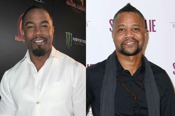 "Michael Jai White Talks Cuba Gooding Jr's ""Wild"" Ways: ""His Nickname Was 'Butt Naked'"""