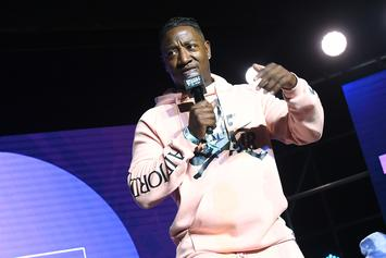 Yung Joc Talks Tattooing Fiancé's Name On The Side Of His Genitals