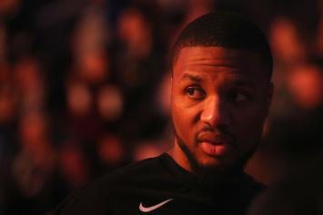 Damian Lillard Delivers Effortless Response To Russell Westbrook's Trash Talk