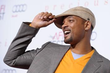 Will Smith May Be Working On A New Album