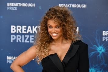 """Tyra Banks & Boyfriend Louis Bélanger-Martin Are """"Very Much In Love"""""""