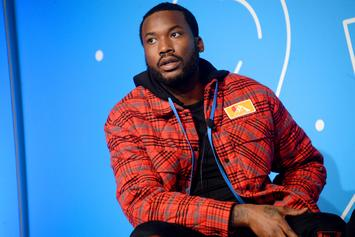 Meek Mill Tricks Fans By Seemingly Admitting He's The Father Of Rumoured GF's Baby