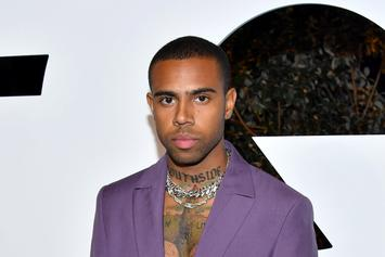 Vic Mensa Arrested For Felony Possession of Brass Knuckles In California: Report