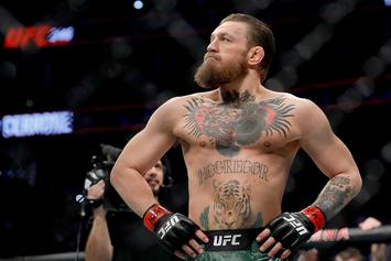 UFC's Dana White Reveals Plans For Conor McGregor's Next Opponent