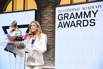 Ousted Grammy Chief Accused Of Lying, Extorting Recording Academy