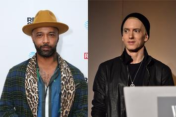 "Joe Budden Responds To Eminem: ""He Should Stop Dissing Me"""