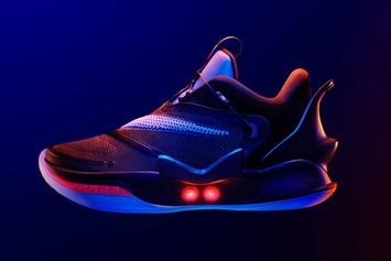 Nike Adapt BB 2.0 Introduces The Next Level In Self-Lacing Technology
