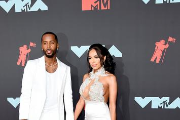 "Safaree & Erica Mena Get Roasted On Twitter After Tying The Knot On ""L&HH"""