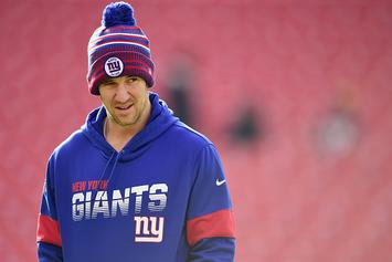 Eli Manning Announces Retirement From Football: NFL Fans React