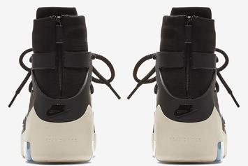 "Nike Air Fear Of God 1 ""String"" Colorway Coming Soon: First Look"