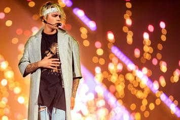 Justin Bieber Breaks Down In Tears During Album Listening Party Recounting Depression