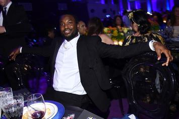 Meek Mill Fuels Milano Dating Rumours After Buying Dozens Of Roses For Mystery Woman