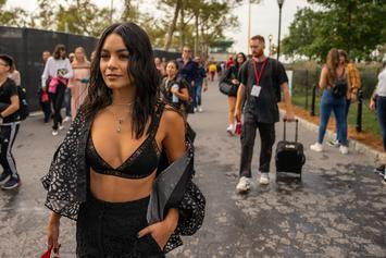 Vanessa Hudgens Sets Side Boob Tattoo Thirst Trap After Breakup With Austin Butler