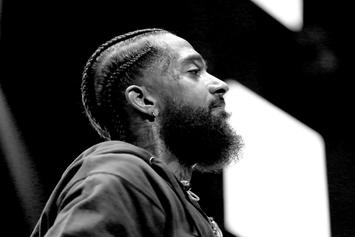 Nipsey Hussle Posthumously Wins Grammy For Best Rap Performance