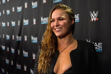 Ronda Rousey Trolls WWE Fans After Missing Royal Rumble