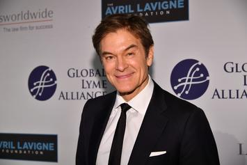 """Dr. Oz Not Worried About Coronavirus: Not As """"Deadly As We Fear"""""""