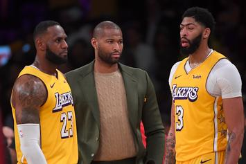 Lakers Tickets Skyrocket To Over $1000 Dollars For Tuesday's Game