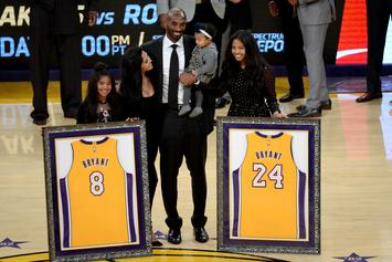 Kobe Bryant Spent Saturday On Daddy-Daughter Date With 3-Year-Old Bianka Bryant