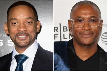 "Will Smith Once Went ""All Gangsta"" On Tommy Davidson After Jada Pinkett Smith Kiss"