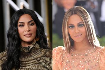 Kim Kardashian Finally Receives Beyoncé's Ivy Park Box, Silencing Trolls