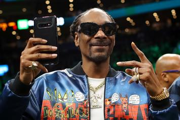 "Snoop Dogg Draws Attention To ""RIP Kobe"" Braids By Talented Hairstylist"